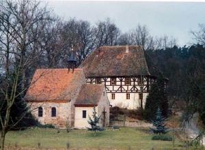 Burgruine Leonrod