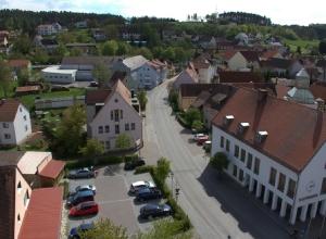 Dietenhofen von oben