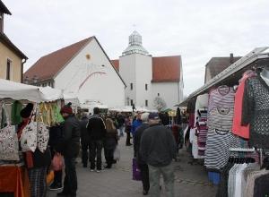 Frühjahrsmarkt 2013