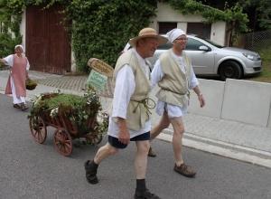 Kirchweihumzug 2012